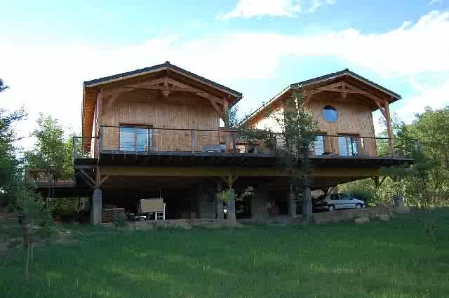 Future Proofed, Ecological House Near Aurignac, South West France