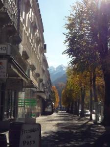 Autumn Bagnères de Luchon