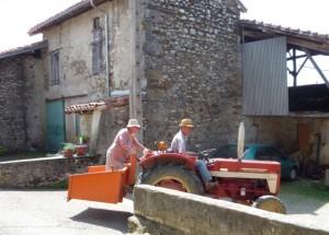 BlaBlaTractor - Car sharing in the Ariège